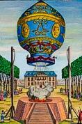 Ballon Historisch